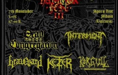 BALBOA (BEL) – Hammer Fest – Rock'Antena Roll