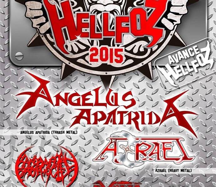 Ripollet Rock Festival 2015 – Hellfoz 2015 – GUADAÑA