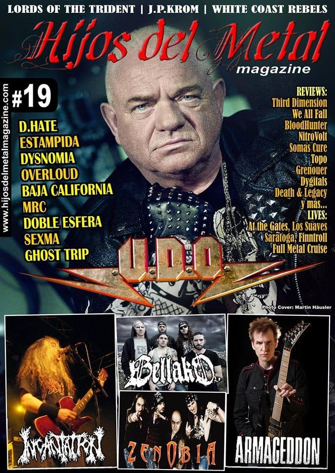 Fanzine Hijos del Metal #19