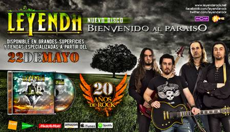 LEYENDA – Metal Woman Fest 2015 – Fan Metal Show