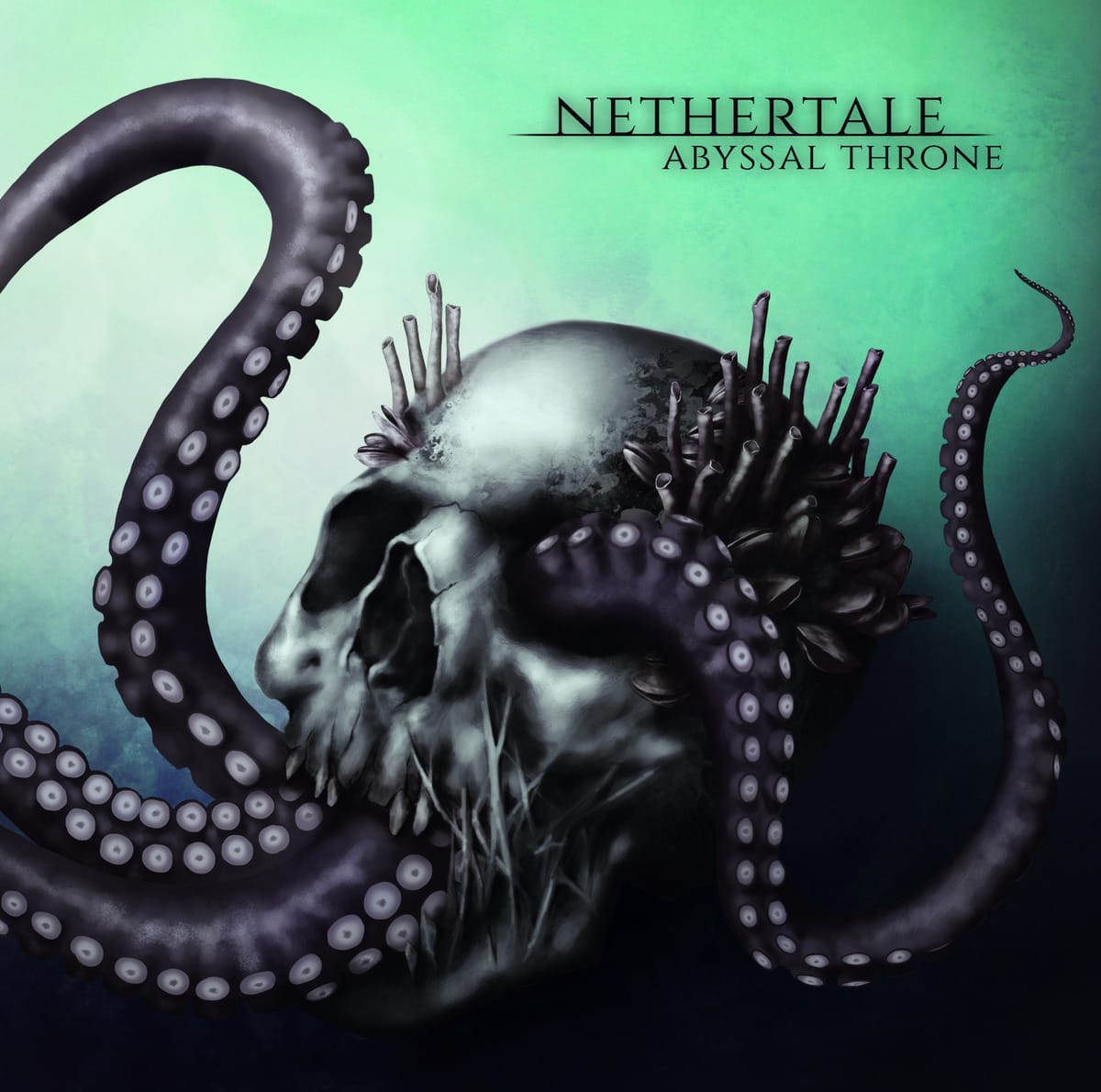 NETHERTALE – Abyssal throne, 2015