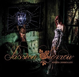 PASSION FOR SORROW (CZE) – Rotting immortality, 2014