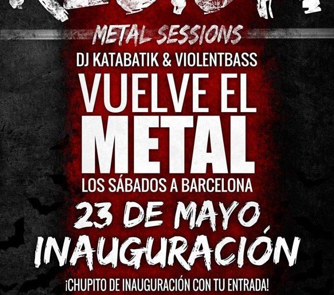 Resist! Metal sessions – Golpe de voz – ENFOLD DARKNESS (USA)