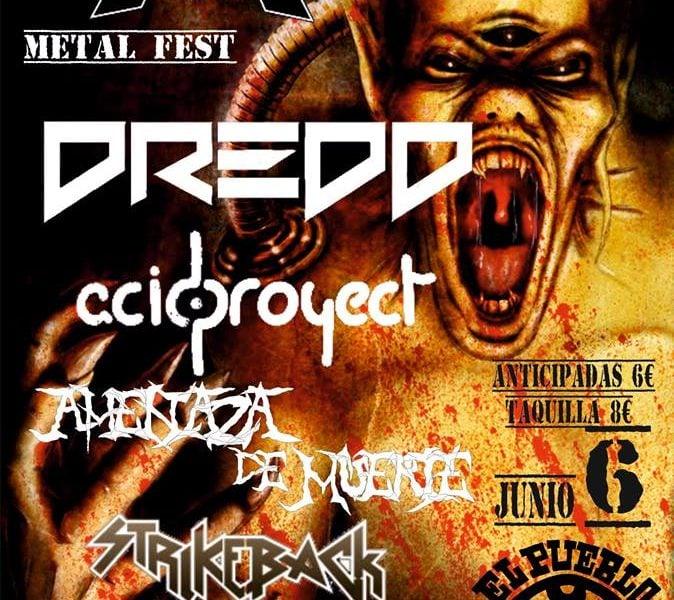 Rock Galicia Metal Fest 2015