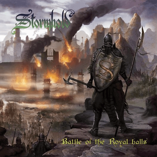 STORMHOLD (SWE) – Battle of the royal halls, 2015