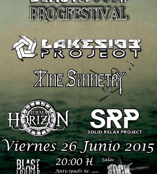VI Jaén metal festival – SECRET ILLUSION (GRE) – Blast louder prog festival