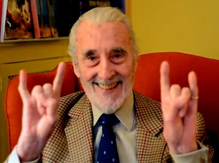Christopher Lee (1922 – 2015)