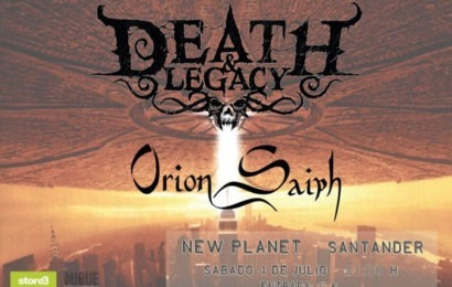DEATH&LEGACY –  METALLHERZ – Black Lotus Fest