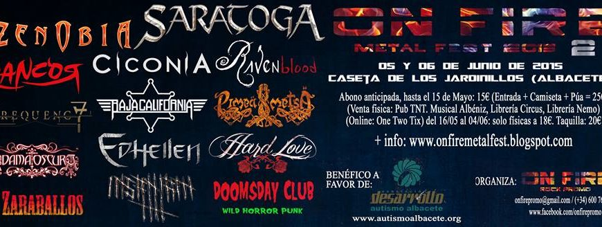 On Fire Metal Fest 2 – DIRTY RULES – SOKRITT + ORIGIN OF PERSPECTIVES