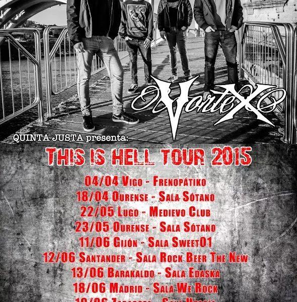 VORTEX – Mallorca Extreme Bands – IN VAIN