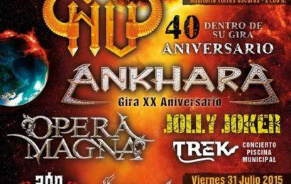 X Barcia metalfest – DRAKEN – ARKGABRIEL