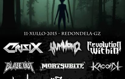 HUMMANO en el Arrastro Rock Fest