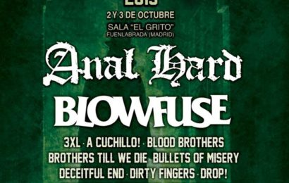 Criminal Hardcore Fest 2015