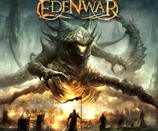 EDENWAR – Rock antena roll – EXPEL THE GRACE