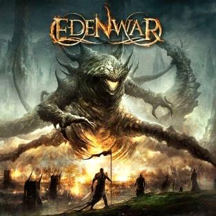EDENWAR – Rock antena roll – EXPEL THE GRACE