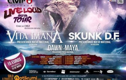 Live Loud Tour- SOZIEDAD ALKOHOLIKA – THIS THING CALLED LIFE