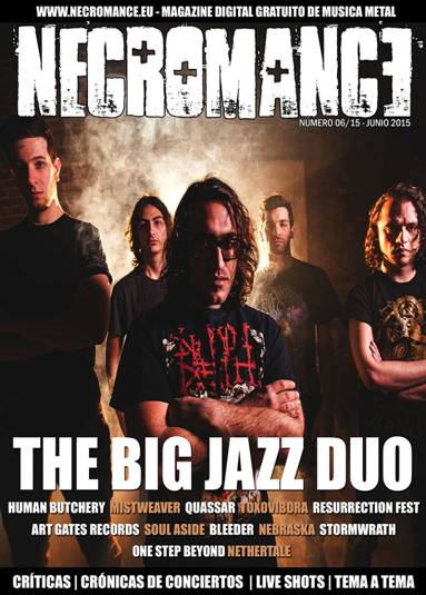 Necromance Magazine #Junio 2015