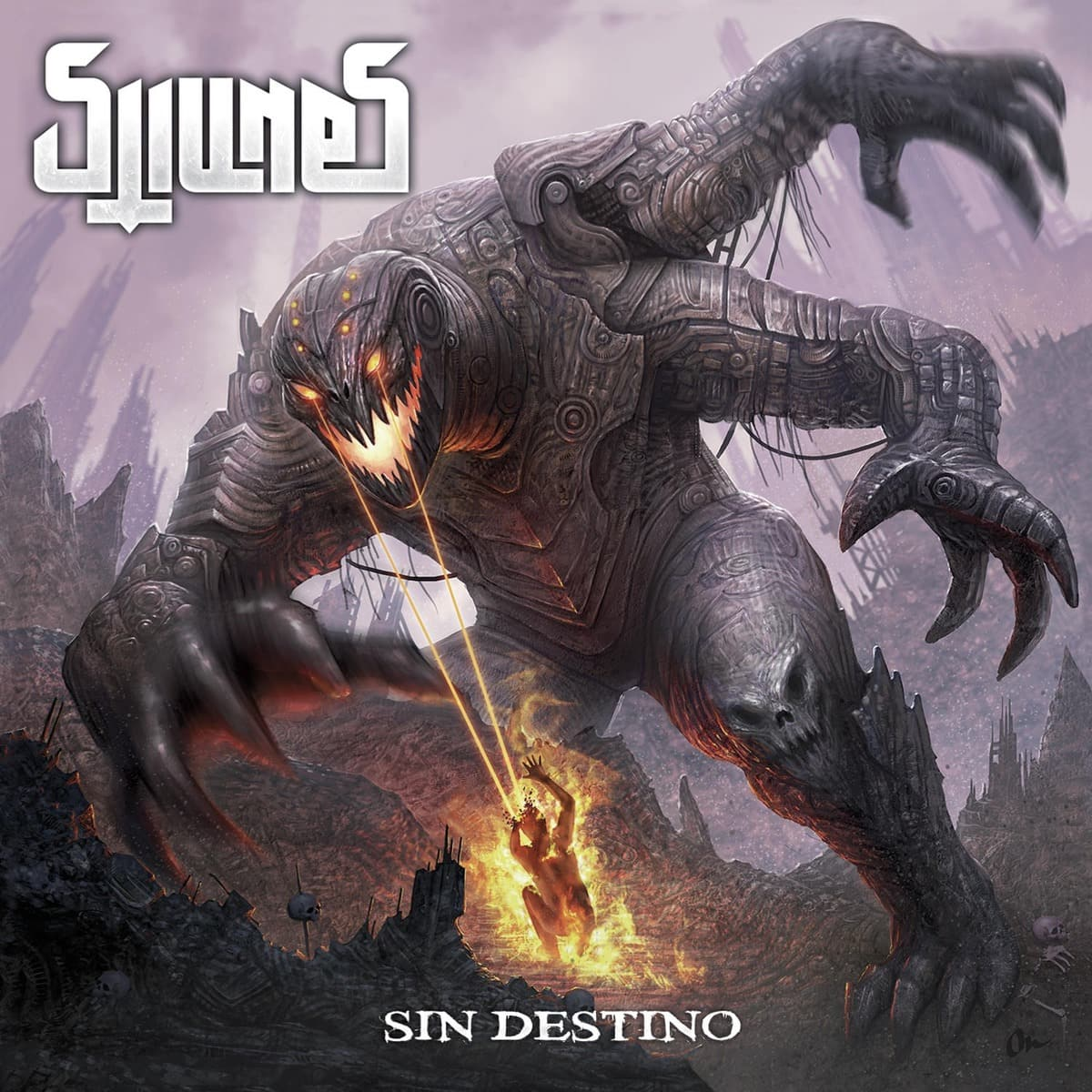 STILLNES – Sin destino, 2015