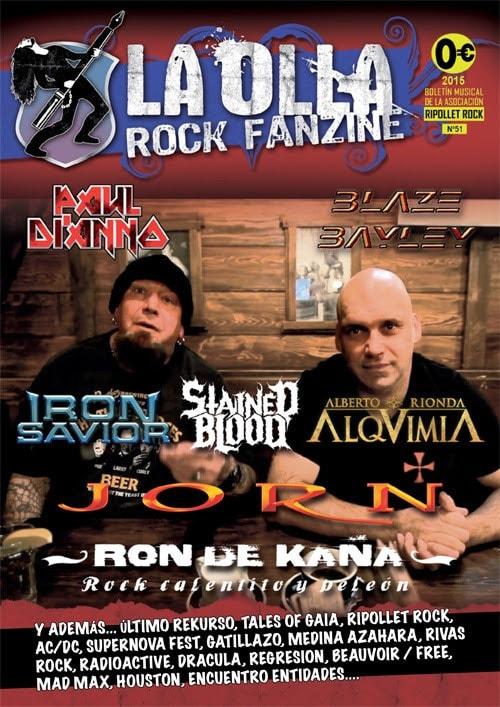 ANIMA SACRA – Alesbes Rock – La Olla Rock Fanzine
