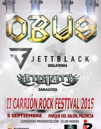 IT'S ALL RED (BRA) – II CARRIÓN ROCK FESTIVAL 2015 – VI (FRA)