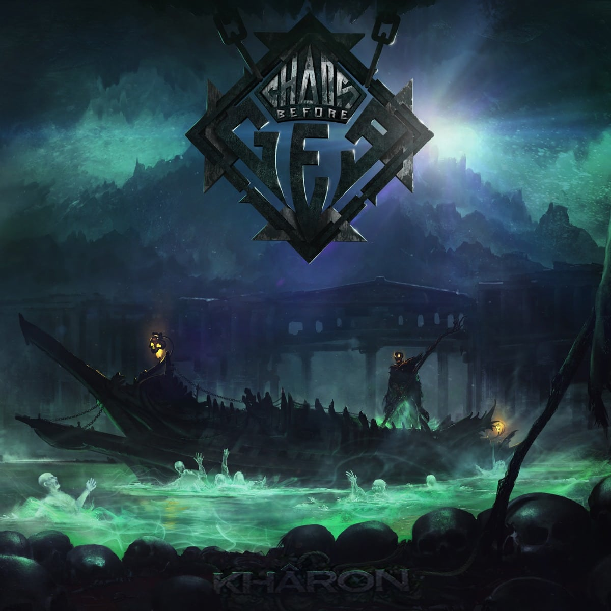 CHAOS BEFORE GEA – Khâron, 2015