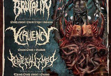 Three-Headed Death metal Night! en Bilbao