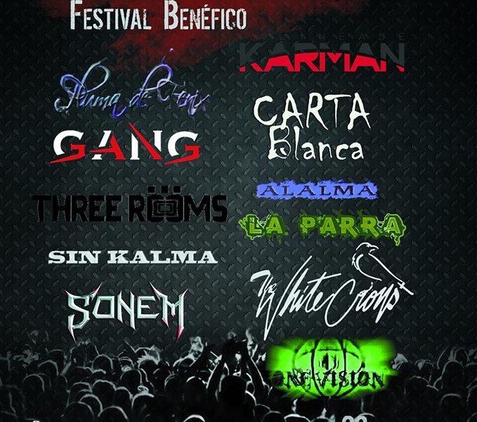 Festival DefconRock (Cádiz) busca bandas