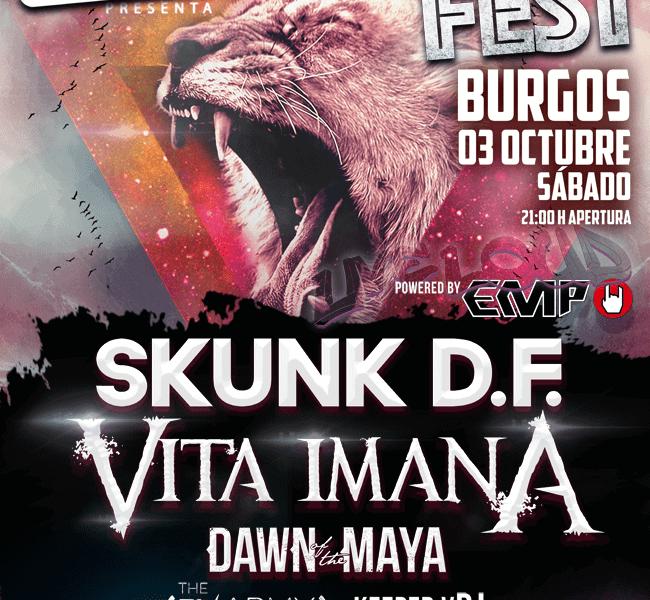 RAZE – Hangar Metal Fest – LEIZE