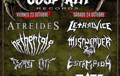 II Suspiria Records Festival – Vigo, 23 y 24 de octubre