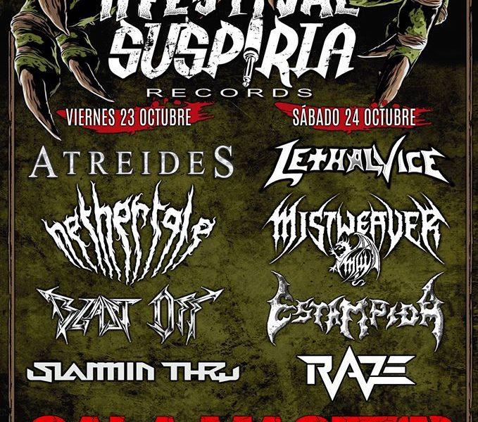 II Festival Supiria Records: 23 y 24 de octubre en Vigo