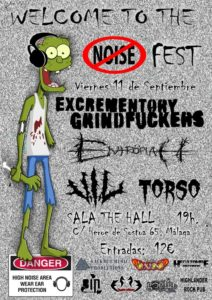 welcome to the noise fest