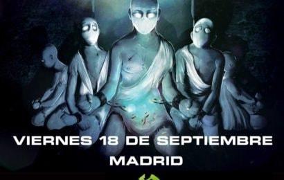 Cambios horario concierto EASY RIDER Madrid