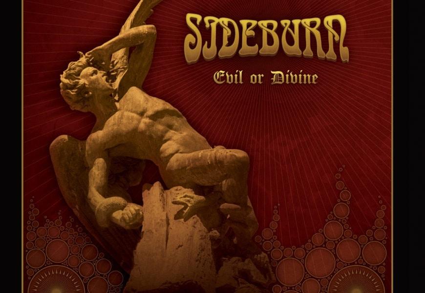 SIDEBURN (SWE) – Evil or divine, 2015