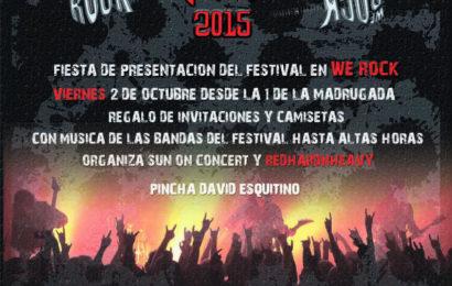 Criminal Hardcore Fest 2015 – Rocktubre – LUMINARIA