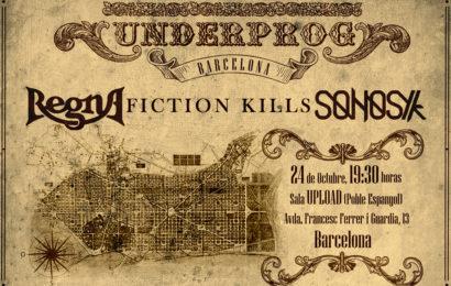 STORENGO – III Remember of Rock 80 – I UnderProg Barcelona