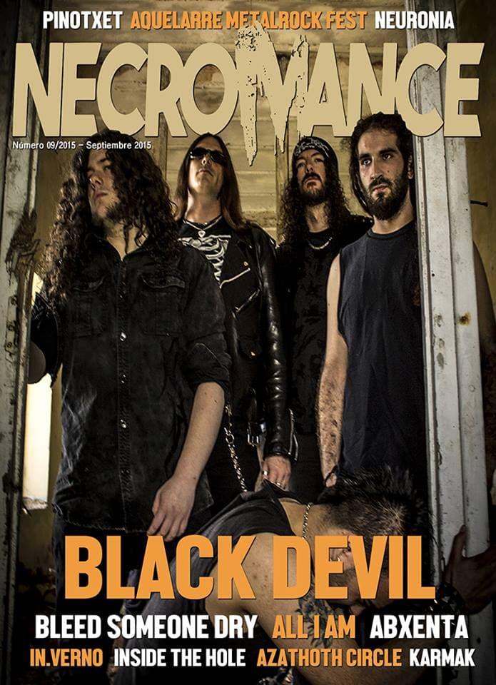 Necromance Magazine #Septiembre 2015