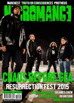 Necromance Magazine #Agosto 2015
