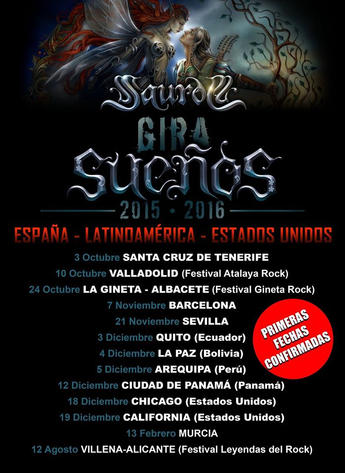 SCILA – SAUROM – WEEPING BIRTH (CHE)