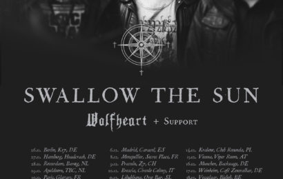 SWALLOW THE SUN (FIN) – VARATHRON (GRE) – TAAKE (NOR)