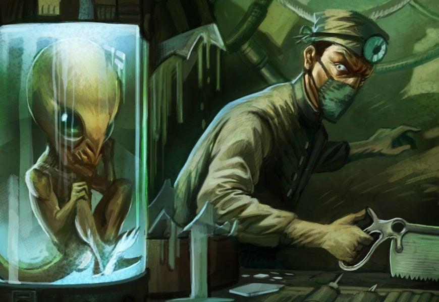 THIRD DIM3NSION – Conspiracy Theory, 2016