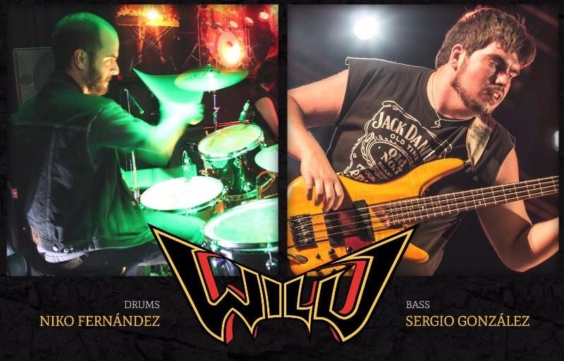 Rock en Ñ – SIROLL – WILD