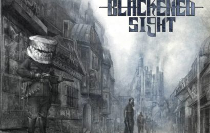 A BLACKENED SIGHT – Bodies on the road, 2015