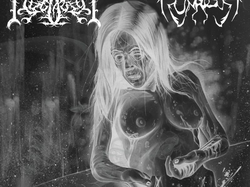 IDOLATRY (CAN) / UNREST (USA) – Infection born of ending, 2015