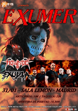 EXUMER (DEU) – KNABULU – ANCIENT BARDS (ITA)