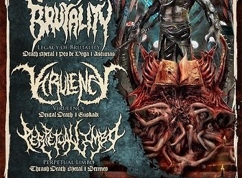 Three Headed Death Metal Might – THE NEW ROSES (DEU) – EMBOQUE