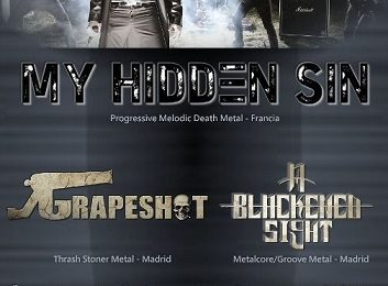 MY HIDDEN SIN (FRA) – Hijos del metal magazine – DÜNEDAIN