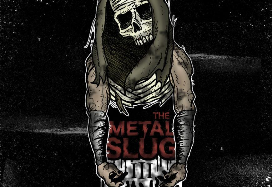 THE METAL SLUG – St. Agony, 2015