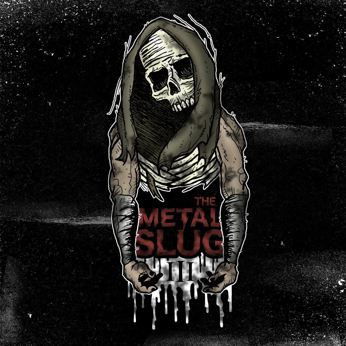 THE METAL SLUG – St. Agony, 2015