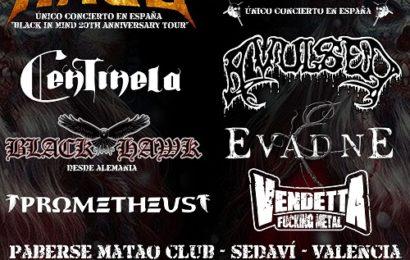 Xmas metal fest 2015 – ROMEO – EKRAM