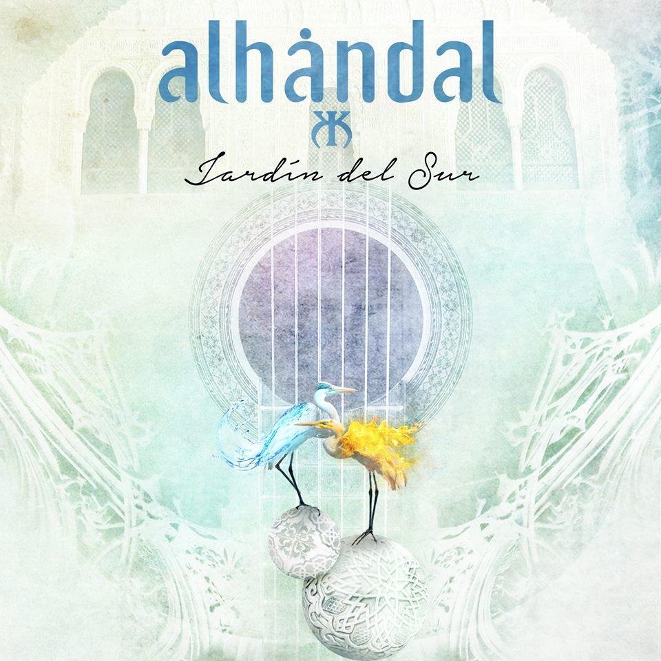 ALHANDAL – Jardín del Sur, 2015